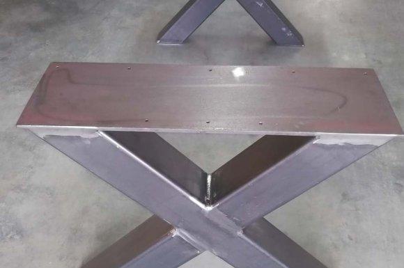 Fabrication mobilier métal Lyon
