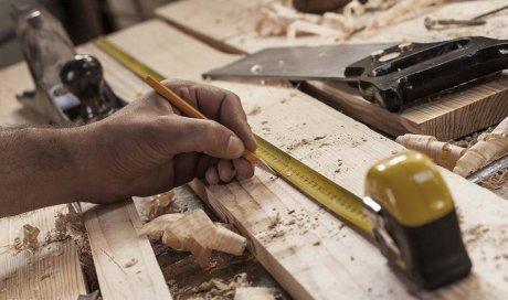 Fabrication d'objet décoratif en bois Lyon